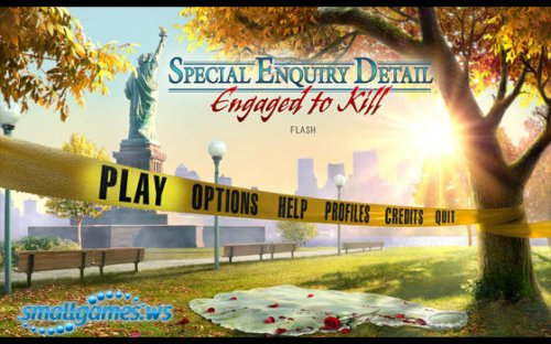 Special Enquiry Detail 2: Engaged to Kill