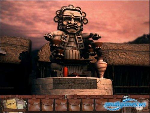 Тайна сокровищ майя