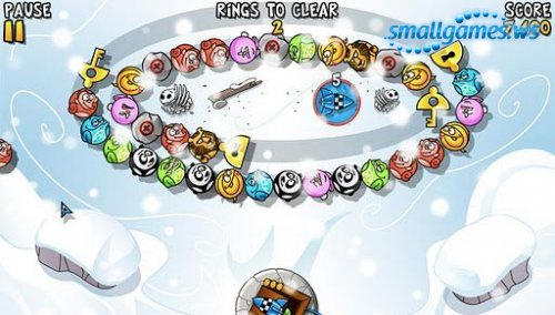 Crazy Rings-Funniest Game Ever  (для Android)