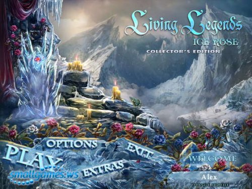 Living Legends: Ice Rose Collectors Edition