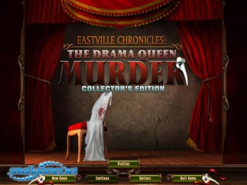 Eastville Chronicles. The Drama Queen Murder [EN/CE]