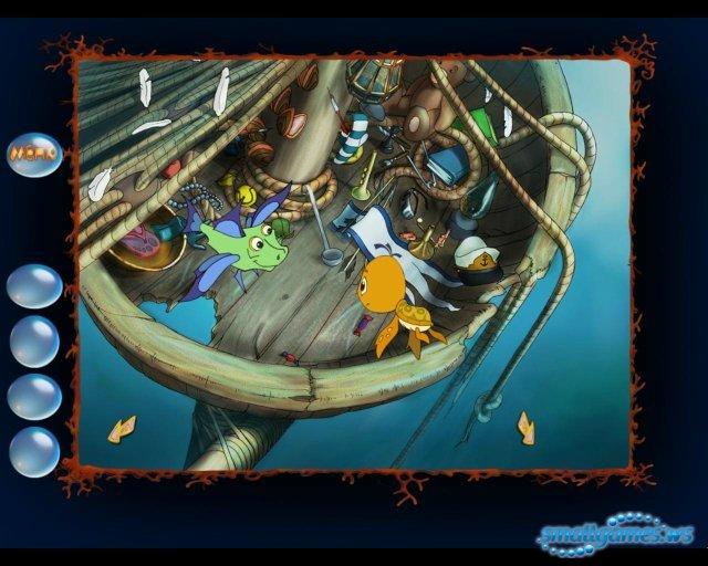 Русалочка и тайна древнего клада скачать игру бесплатно.