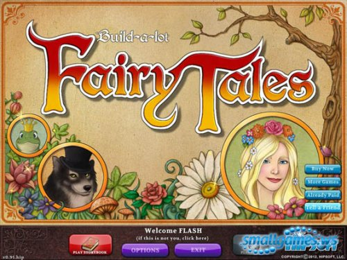Build-a-lot 7: Fairy Tales