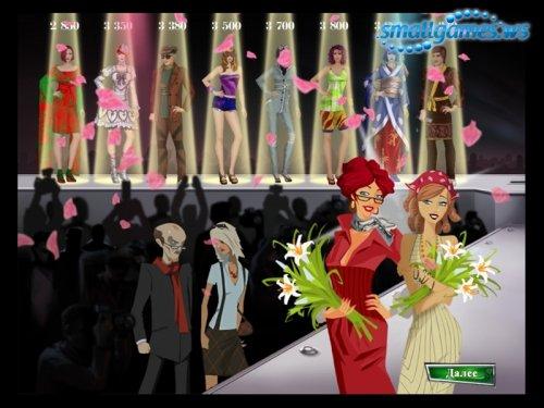 Модный показ 3. Мировое турне