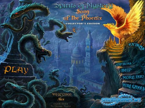 Spirits of Mystery 2: Song of the Phoenix Collectors Edition