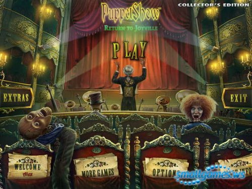 PuppetShow 4: Return to Joyville Collectors Edition