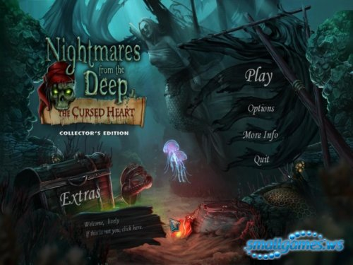 Nightmares from the Deep: The Cursed Heart Collectors Edition