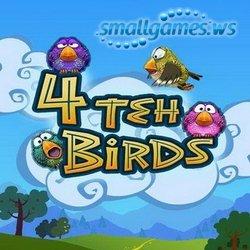 4 Teh Birds (2010/Multi6/RUS/Android)