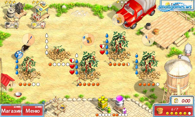 Веселая Ферма | Игры
