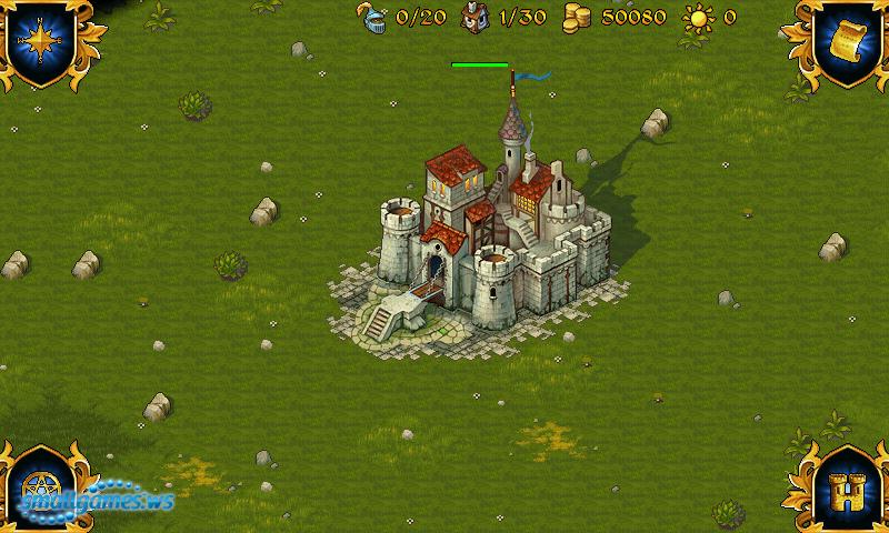 Majesty: Завоевание Севера Android » Скачать …