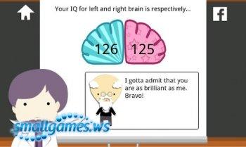 Лаборатория Мозга - проходим тесты на интеллект