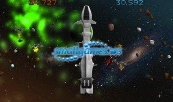 Zip Zap - хорошая космическая стрелялка