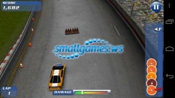 Sunkist Speedway - хорошие гонки