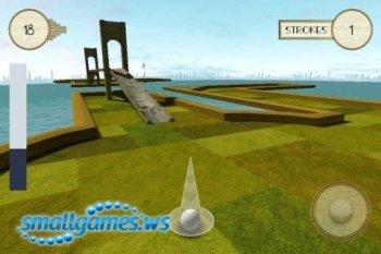 Gatsby's Golf - прекрасный гольф