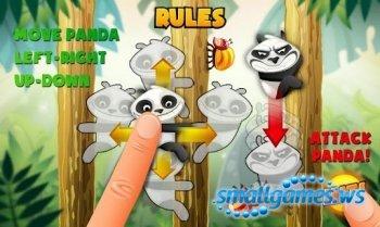 Panda vs Bugs HD Premium - разбираемся с жуками