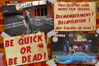 Zombie Flick - отбиваемся от зомби