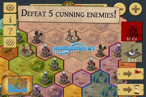 Conquest! Medieval Realms (2012/ENG/Android)