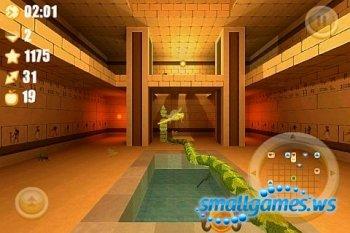 Snake 3D Revenge - змейка в 3D