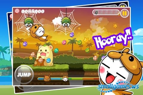 HamSonic JumpJump (2012/ENG/Android)