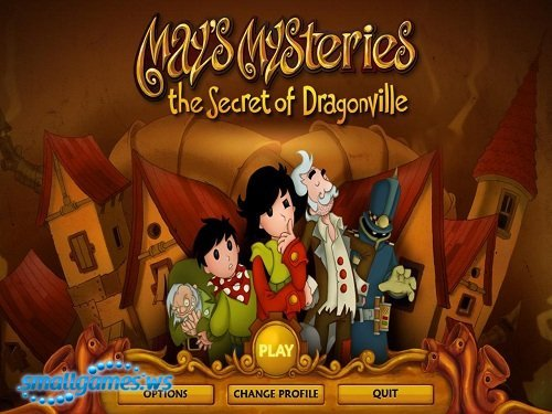 Mays Mysteries: The Secret of Dragonville