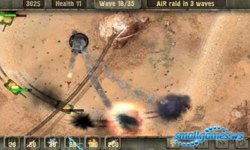 Defense zone HD (2012/Android/ENG)