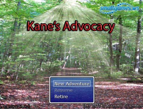 Kanes Advocacy