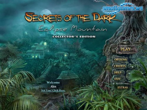Secrets of the Dark 2: Eclipse Mountain Collectors Edition