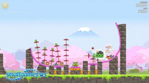 Angry Birds Seasons(2012/ENG/Android)