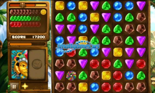 Jungle Jewels (2011/ENG/Android)