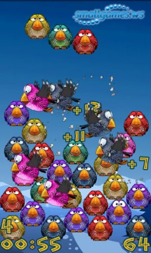 4 Teh Birds (2010/Multi6/RUS/Android)
