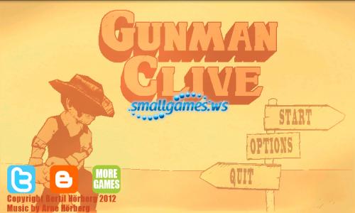 Gunman Clive (2012/ENG/Android)