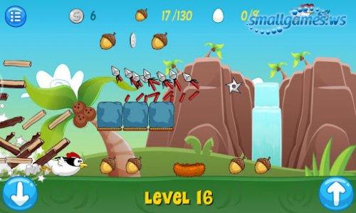 Ninja Chicken Ooga Booga (2012/ENG/Android)