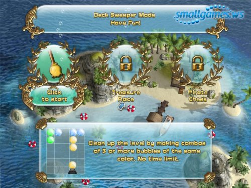 Bubblenauts: The Hunt for Jolly Rogers Treasure