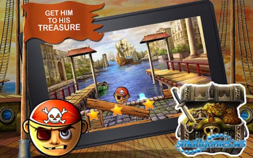 Pirate Physics HD (2012/ENG/Android)