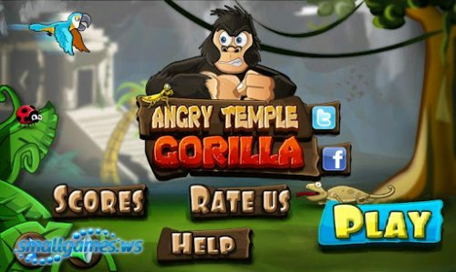 Angry Temple Gorilla (2012/ENG/Android)