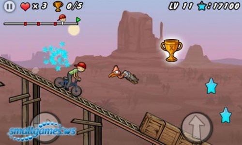 BMX Boy (2012/ENG/Android)