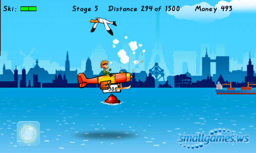 Birdman Rally (2012/ENG/Android)