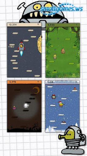 Doodle Jump (2011/ENG/Android)