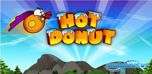 Hot Donut (2012/ENG/Android)