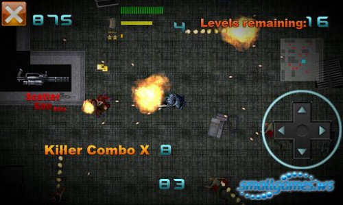 Lockdown Necrosis - Zombies (2012/ENG/Android) - полная версия
