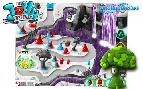 Jelly Defense (2012/ENG/Android)