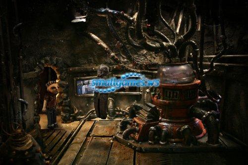 The Dream Machine Chapter 1-5
