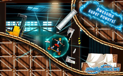 Extreme Skater (2012/ENG/Android)