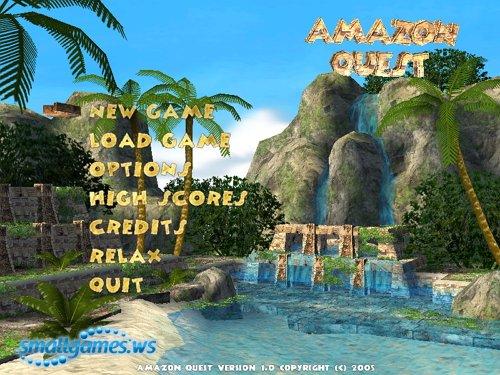 Amazon Quest.