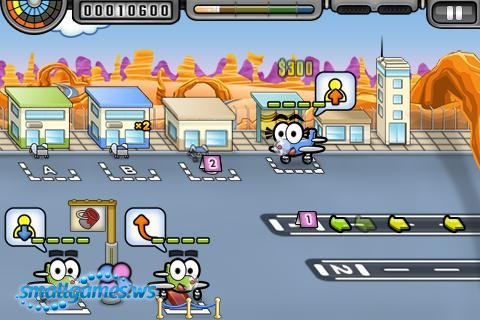 Airport Mania 2: Wild Trips (2012/ENG/Android)