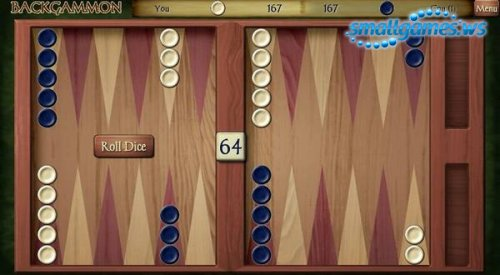 Backgammon (2010/Android/ENG)