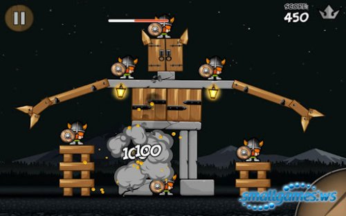 Siege Hero (2012/ENG/Android)