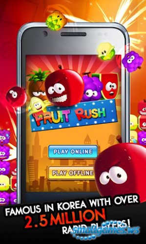 Fruit Rush (2012/ENG/Android)