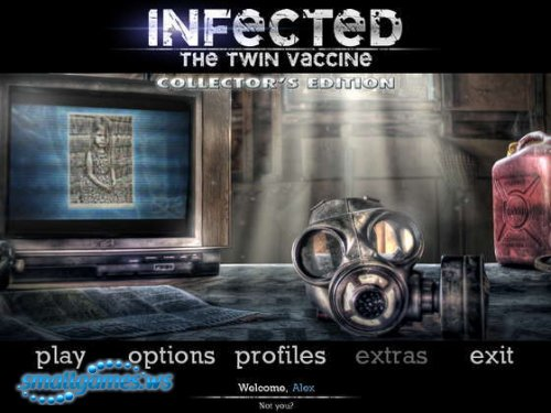 Infected: The Twin Vaccine Collectors Edition