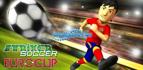 Striker Soccer Euro 2012 (2012/ENG/Android)